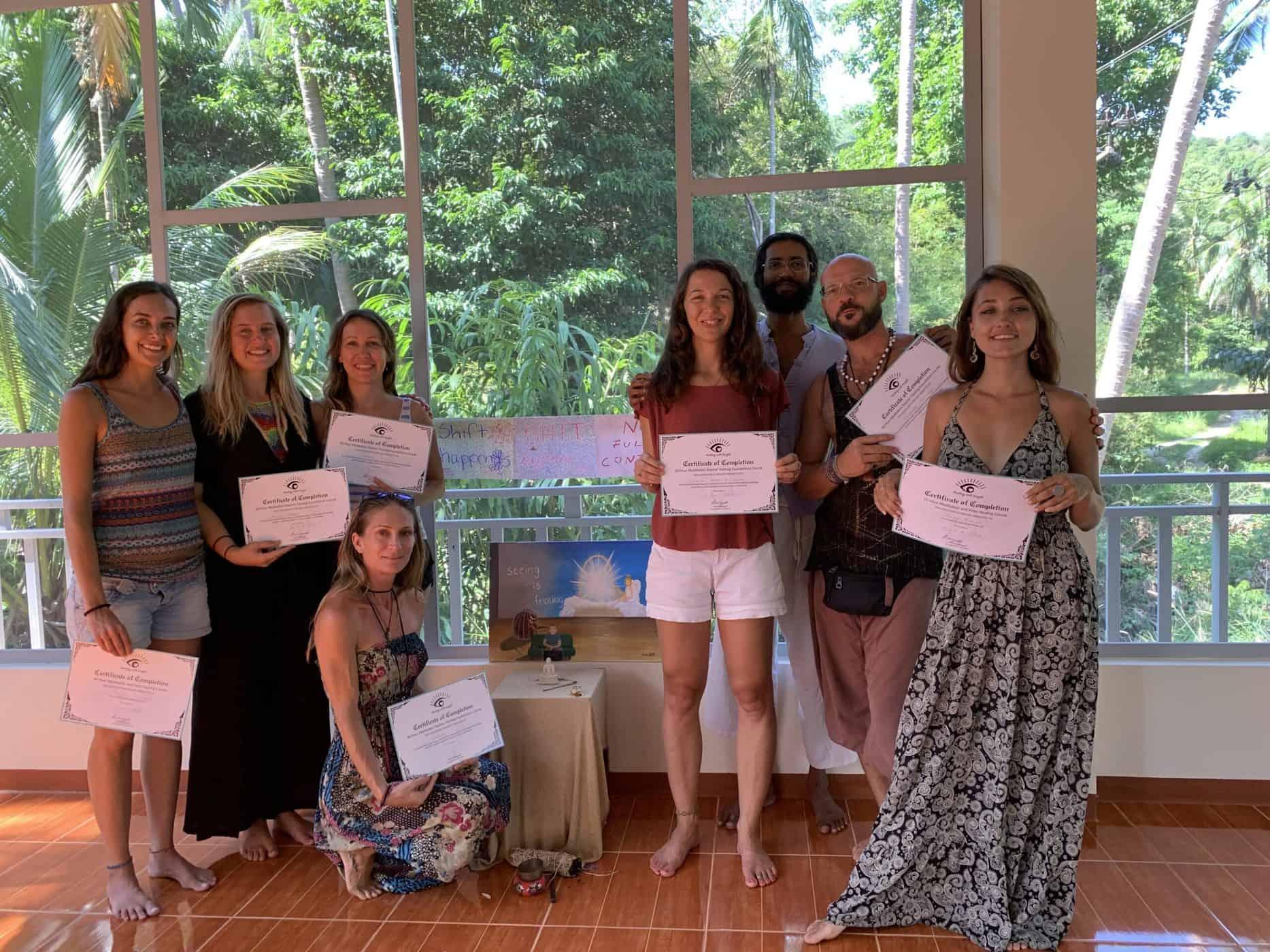 Meditation Teacher Training - Koh Phangan, Thailand with ...