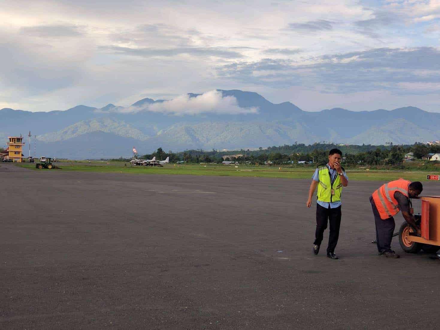 Wamena Airport