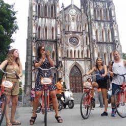 real hanoi bicycle tour 2