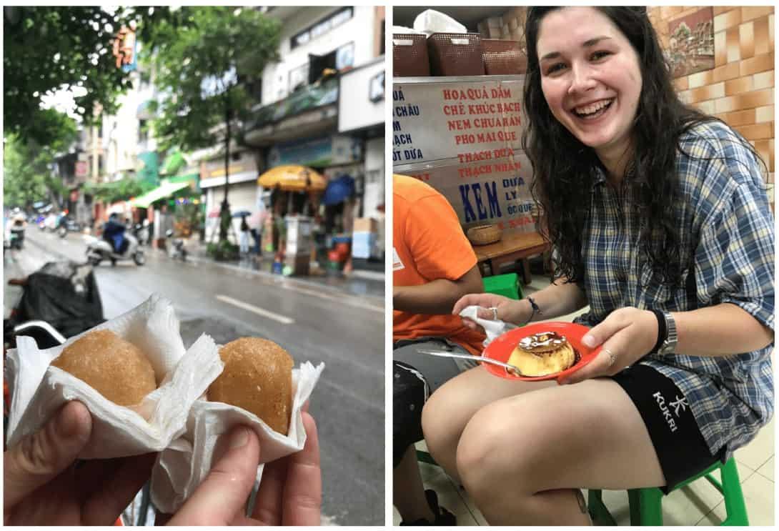 Real Hanoi Street Food Experience - Vietnam
