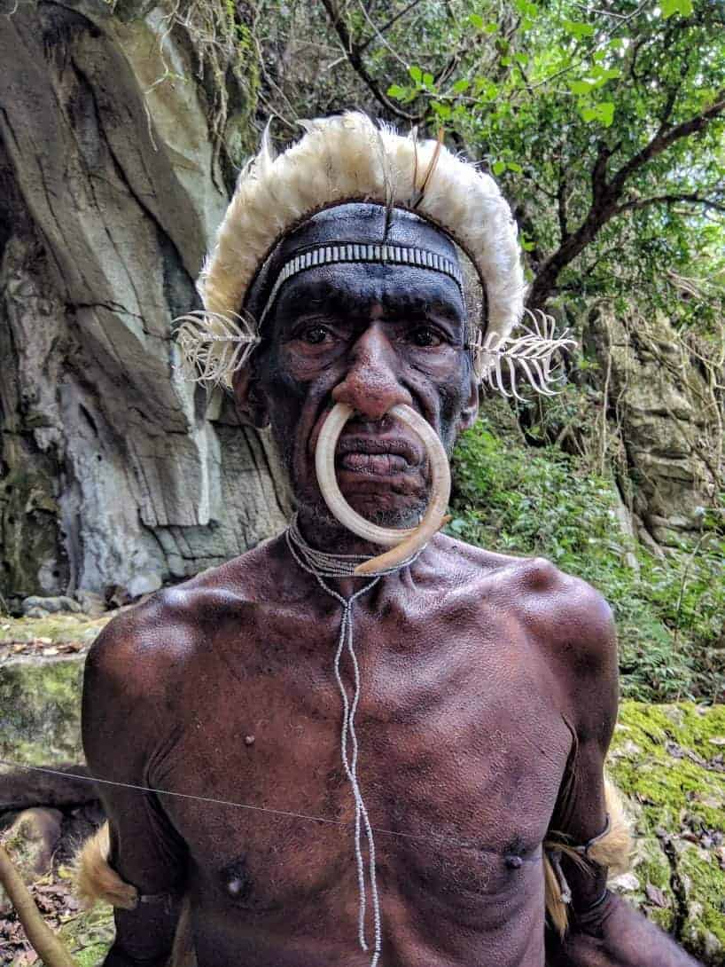 The Caveman, Baliem Valley