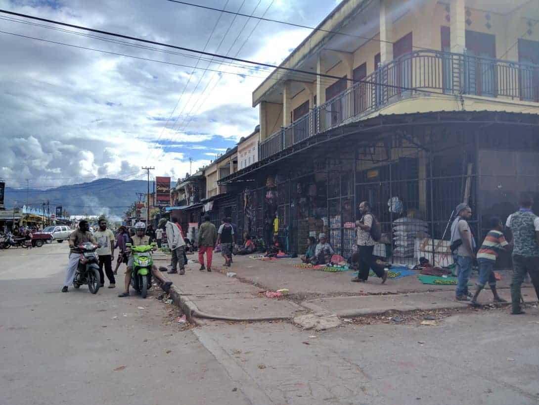 Wamena Market, Papua