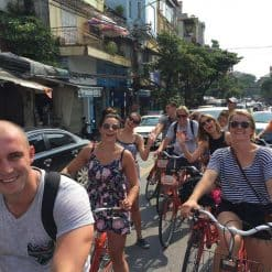 real hanoi bicycle tour 11