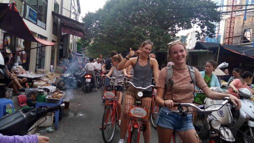 real hanoi bicycle tour 4