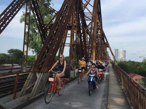 real hanoi bicycle tour 6
