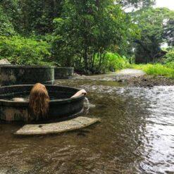 Natural Hot Springs Chiang Dao Thailand