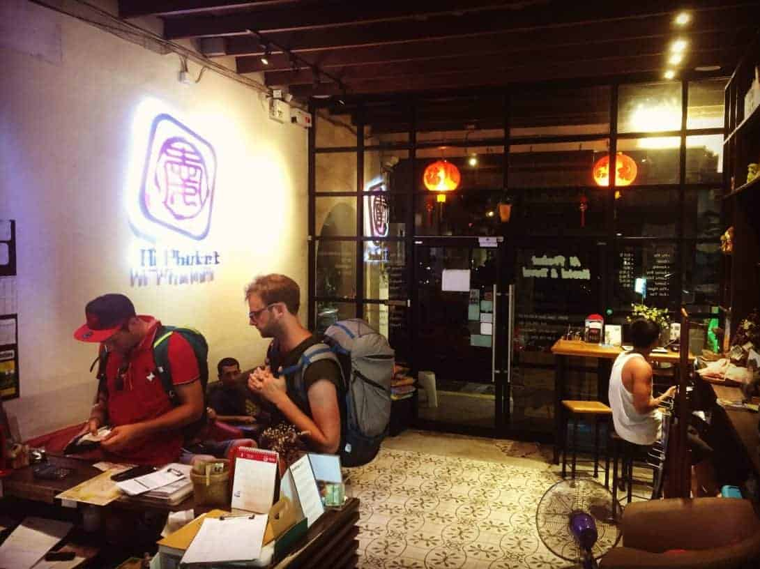 AI Phuket Hostel, Thailand - The Cheapest Hostel in Phuket!