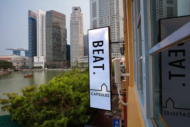 BEAT Capsules Singapore
