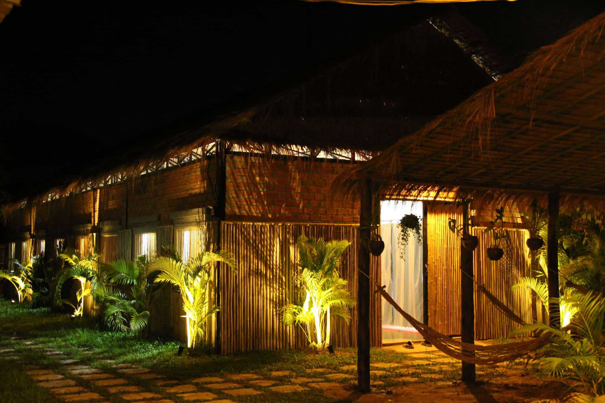 The peaceful vibe of Bambu Stay captured in this photo - Siem Reap, Cambodia