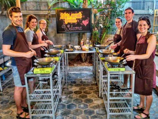 Lily's Secret Garden Siem Reap Cambodia