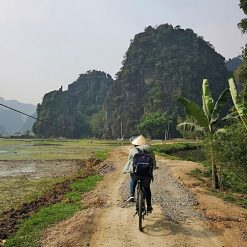 Cycling around Ninh Binh