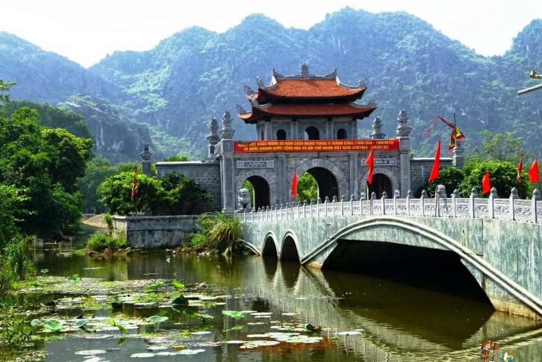 Hoa Lu - Ancient Capital of Vietnam.