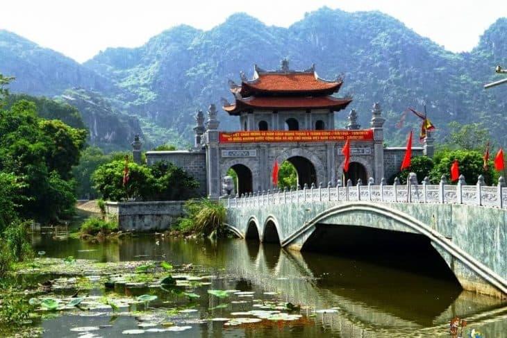 Hoa Lu - Ancient Capital of Vietnam.