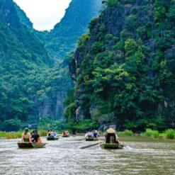 Tam Coc River, Ninh Binh