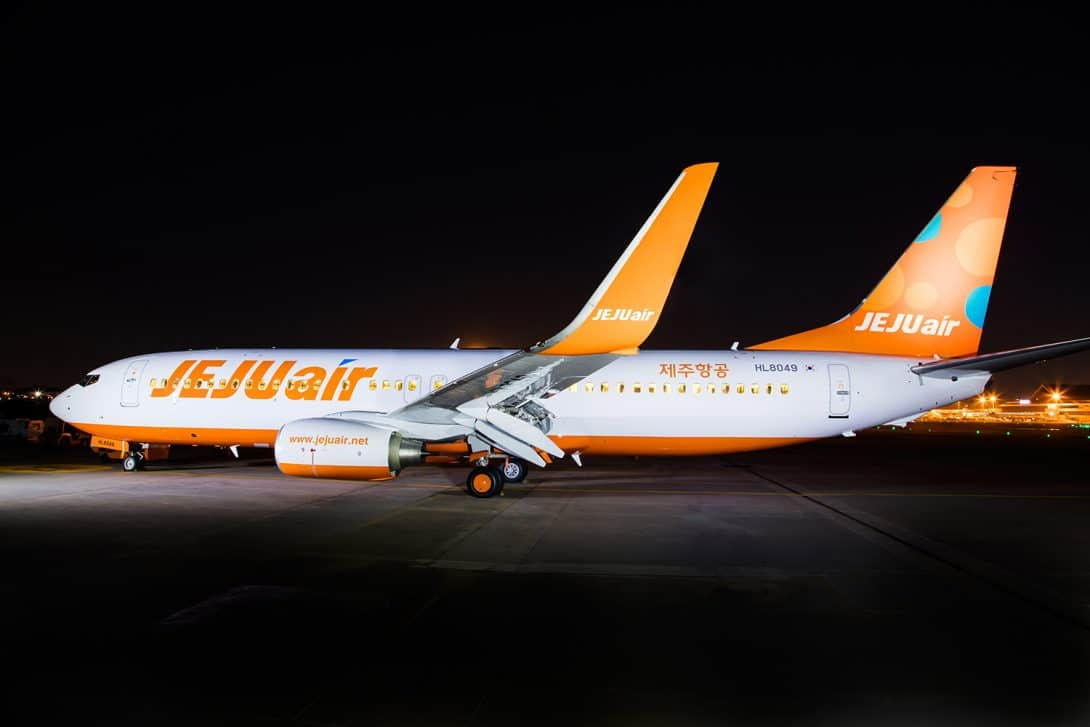 Jeju Air - South Korea