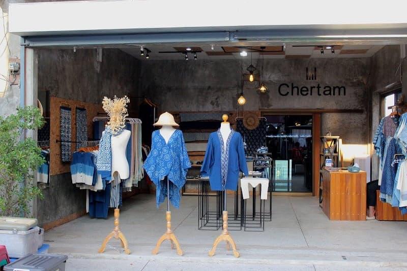 Clothes on Sale at Chertam Indigo