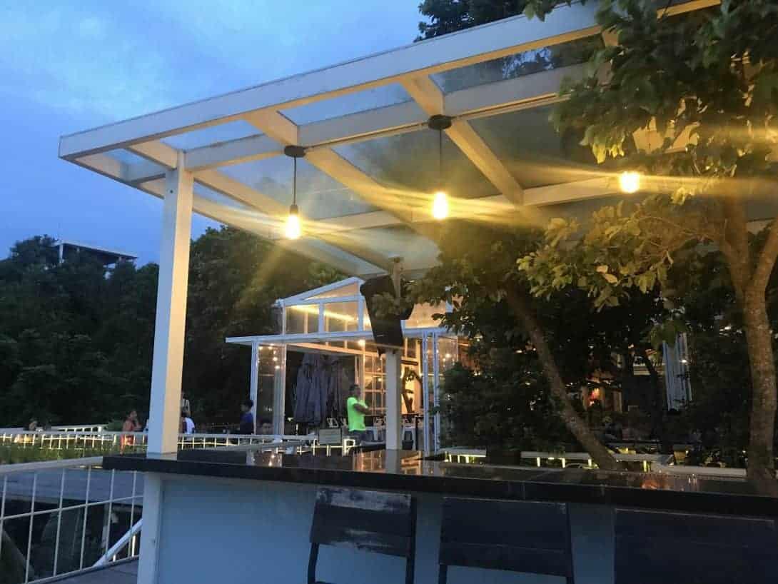 Chuon Chuon Bistro and Sky Bar, Phu Quoc Island, Vietnam.