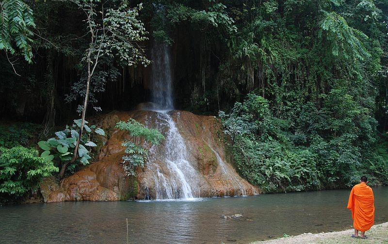 Phu Sang Waterfall, Phayao, Thailand