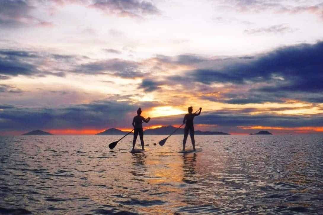 Sunrise SUP Tour Hoi An