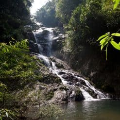 Waterfall_CocoHostel_Khao Sok Thailand
