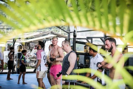 Punchit Gym Koh Samui, Thailand