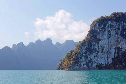 Cheow Larn Lake, Khao Sok National Park, Thailand