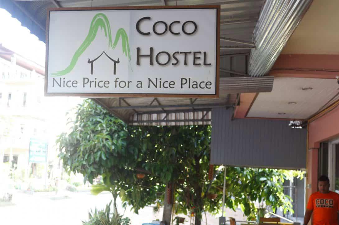 Coco Hostel, Khao Sok, Thailand
