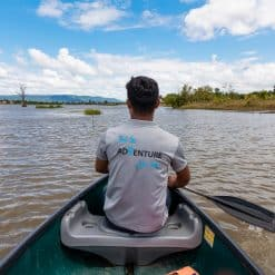 Kayaking in Trav Kot Cambodia