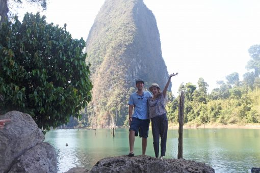 Saying goodbye to Khao Sok National Park is hard!