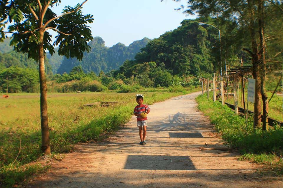 Viet Hai Village in Lan Ha Bay