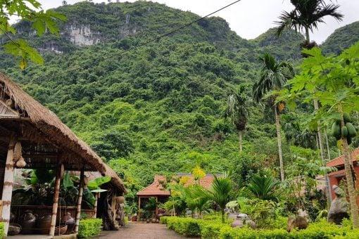 Your homestay in Lan Ha Bay.