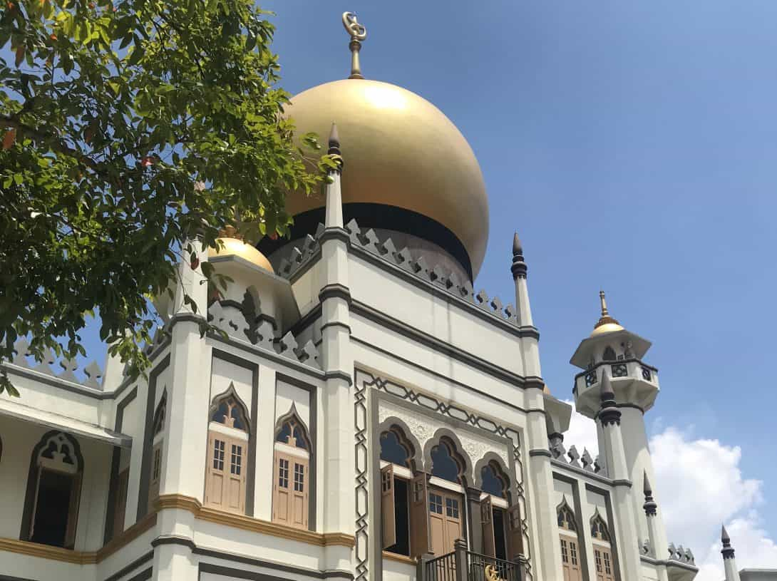 Masjid Sultan Mosque Singapore