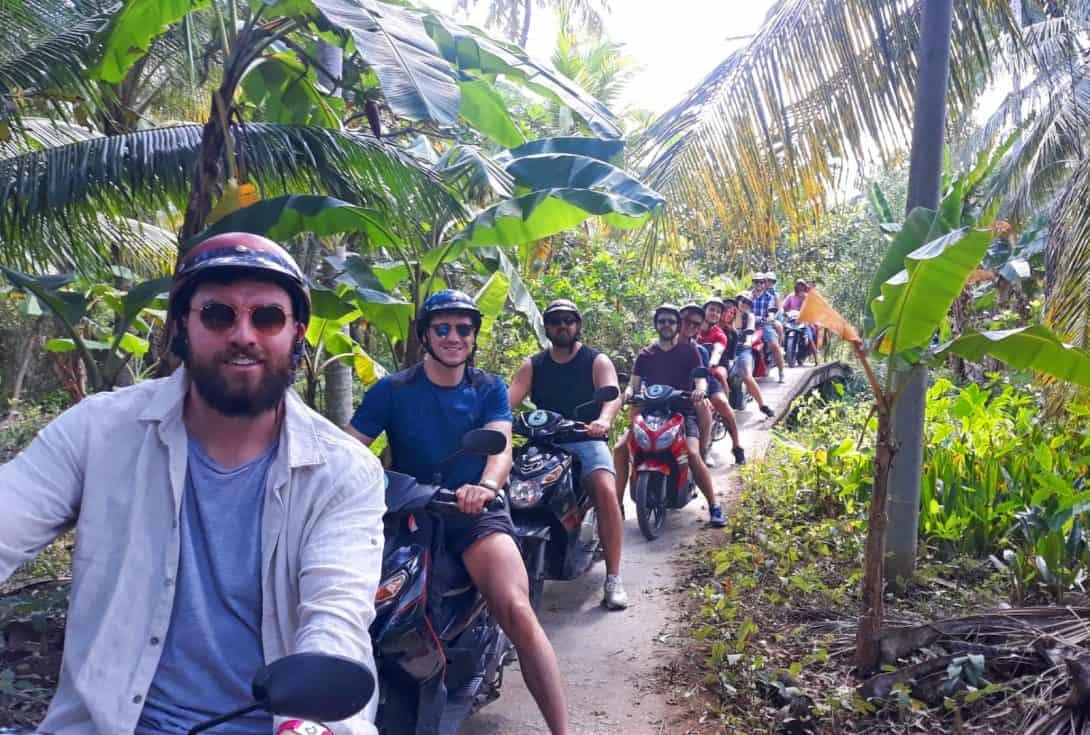Mekong Madness Tour