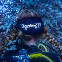 Roctupos diver in Nusa Lembongan Indonesia