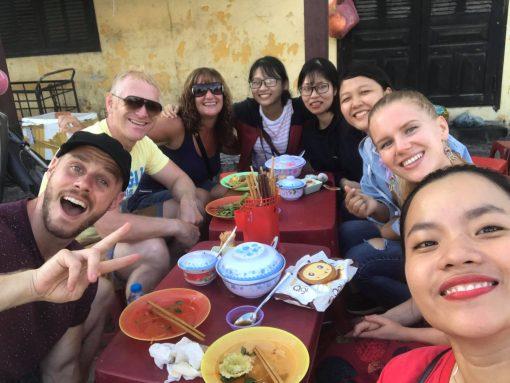 Hoi An Street Food Tour!