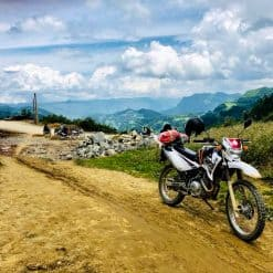 Bike on Ha Giang Loop