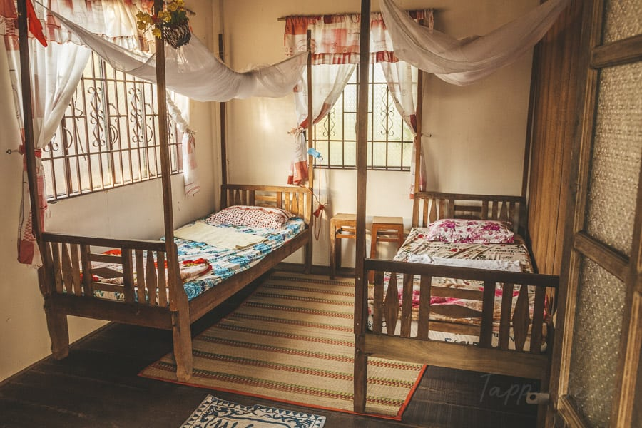 The Beds at The Homestay