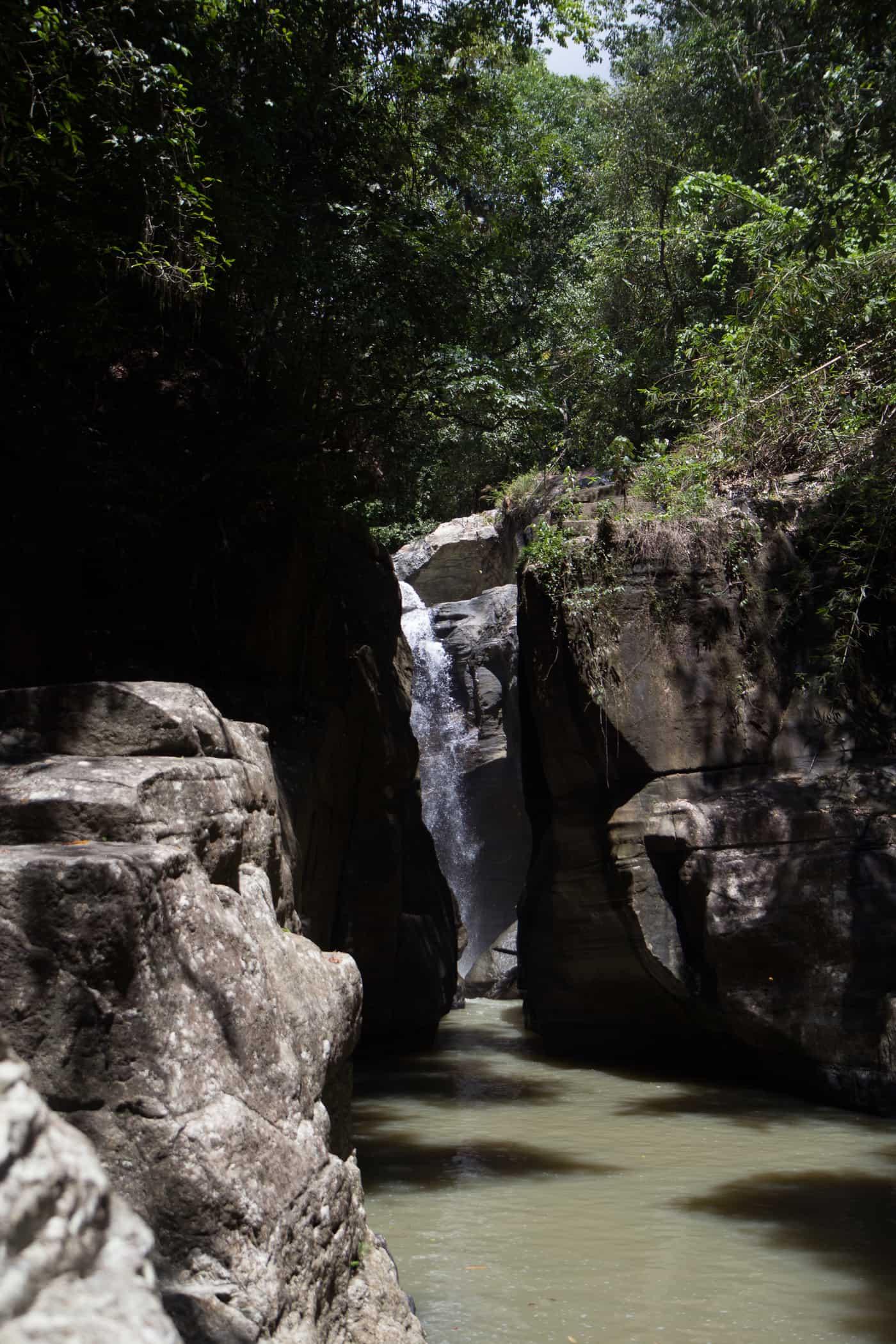 Cunca Walung Waterfall