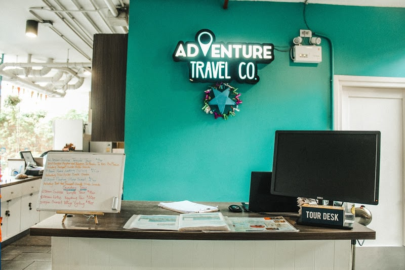 Adventure Travel Co. Siem Reap, Cambodia.