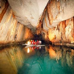 People on Puerto Princesa Underground River Tour