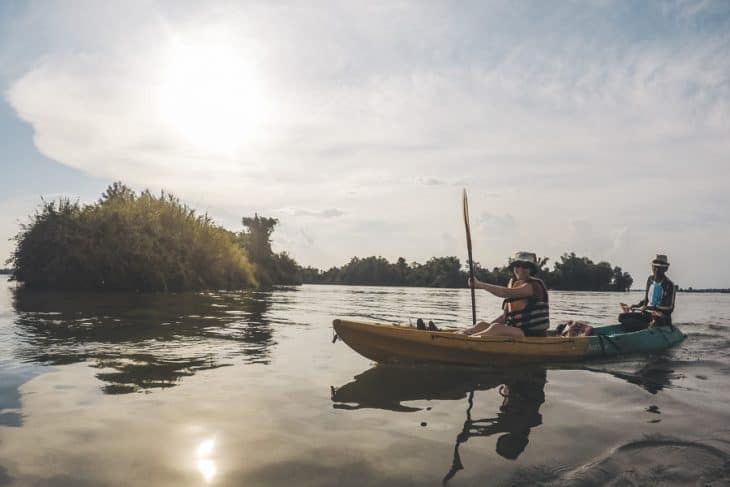 Kayaking Tour on the 4000 Islands