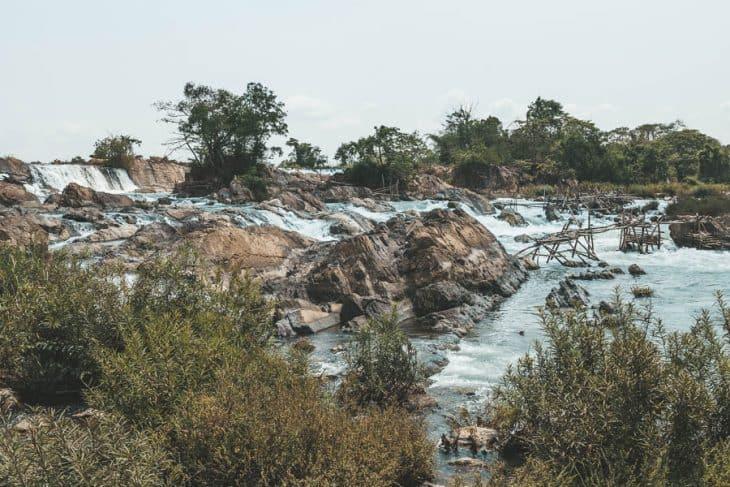 Som Pha Mit (Li Phi) Falls