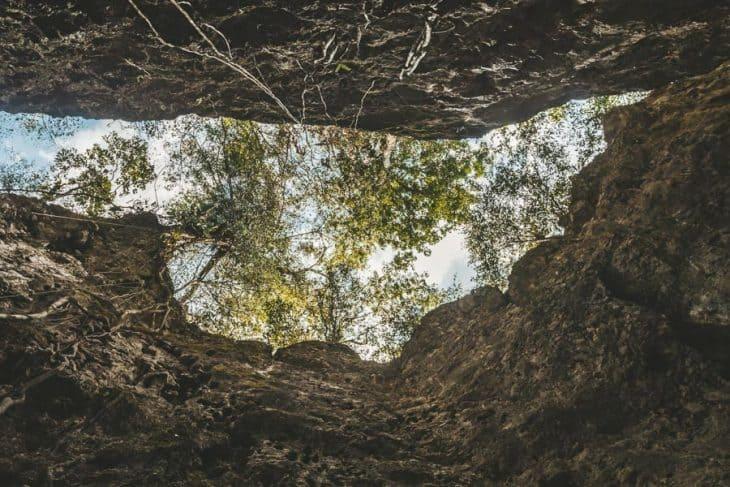 Sleeping Wall_ The Climbing Canyon