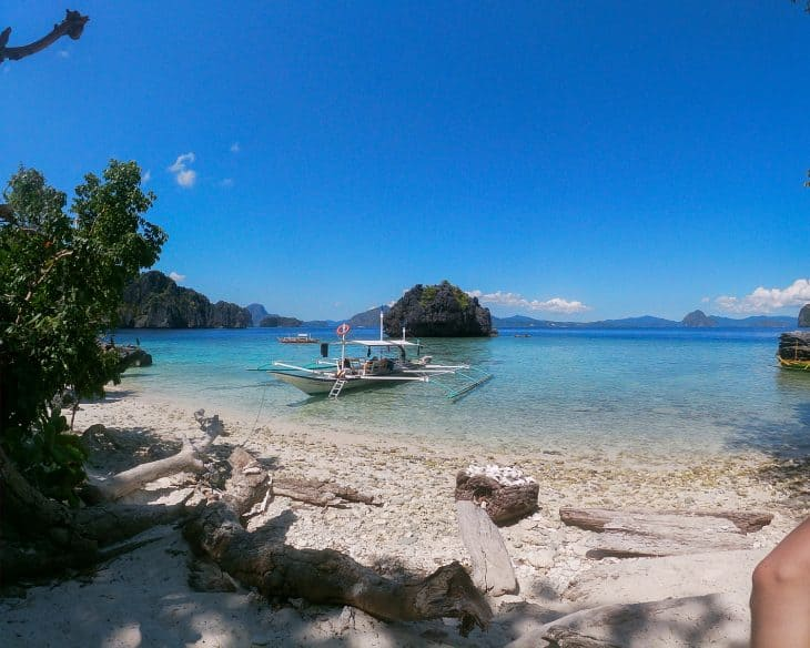 El Nido Island Hopping | 1 Day | from EL NIDO, PHILIPPINES