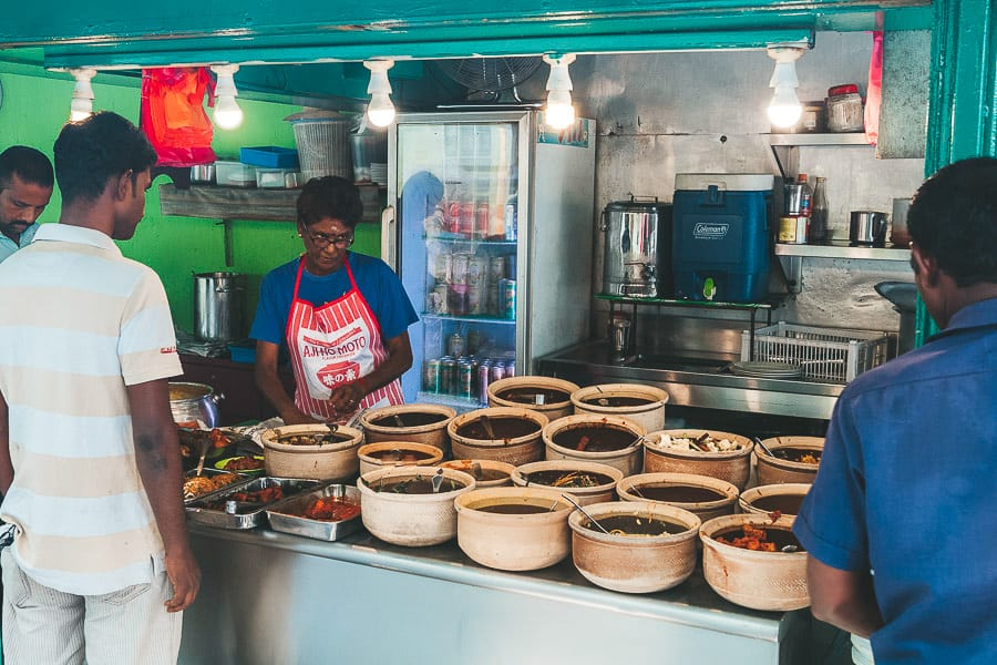 Indian Food Restaurant in Kuala Lumpur