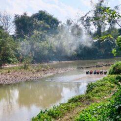 Scenery around Luang Namtha