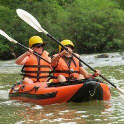 Kayaking and Trekking in Namha National Park   2 Day, 1 Night   From LUANG NAMTHA, LAOS