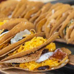 Thai tacos