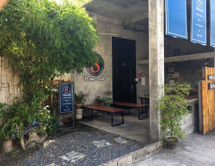 8 Homestel hostel