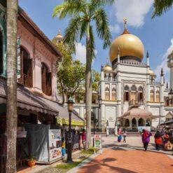 Singaporean streets